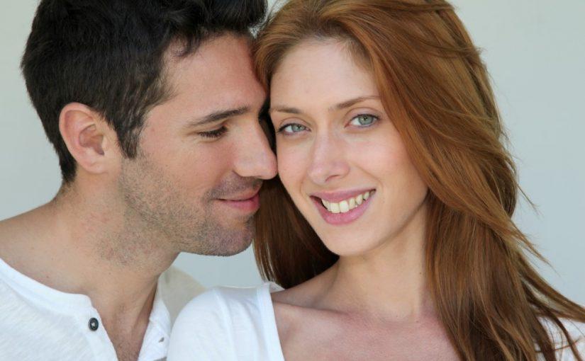 Kærligt par